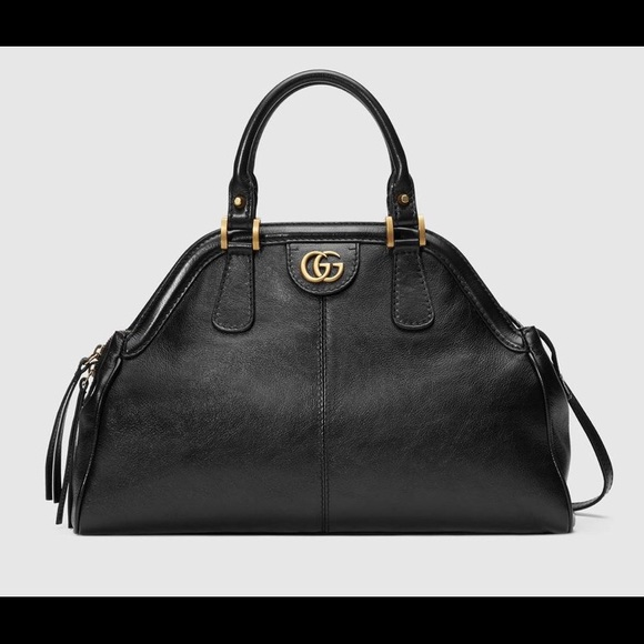 7288ae03ee3 NEW with tags Gucci (RE)BELLE medium bag